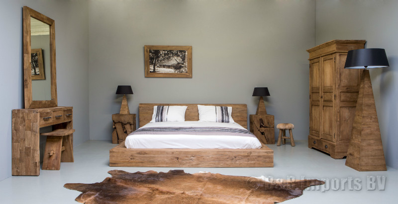 Hout Slaapkamer Meubels : Blog interieurs de meubelberg
