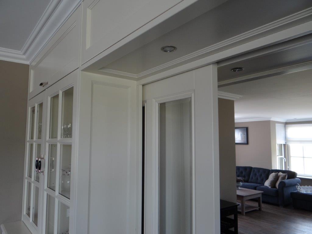 Kamer en suite interieurs de meubelberg