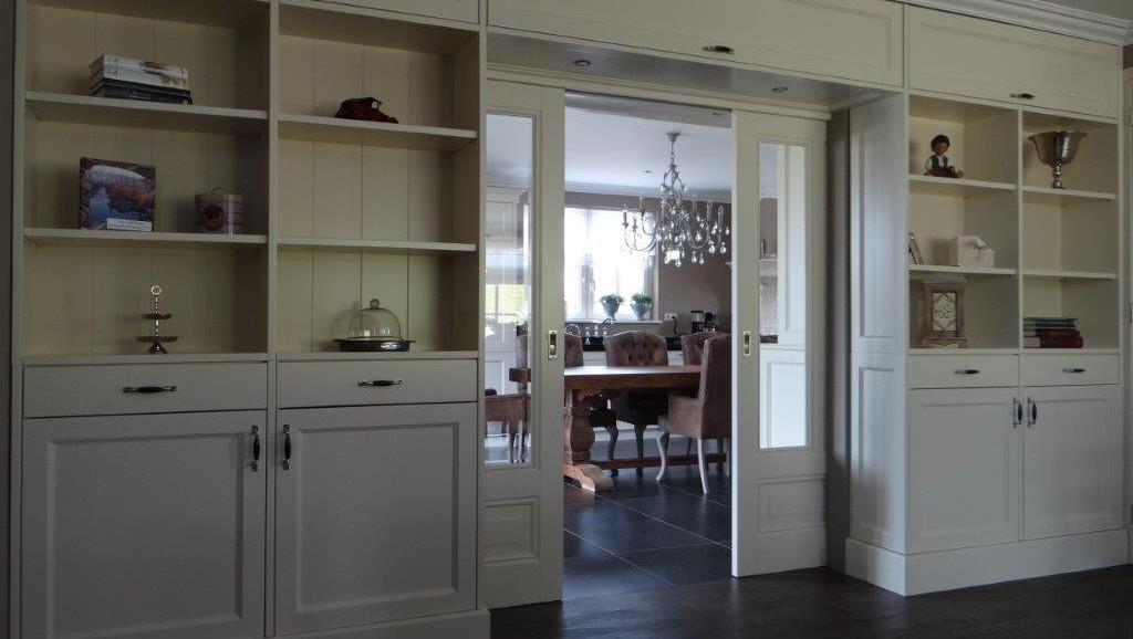 Kamer en suite interieurs de meubelberg - Keuken glas werkplaats ...