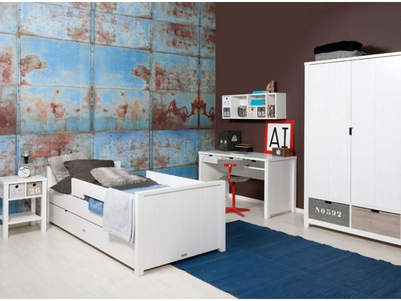 Bopita basic wood tienerkamer interieurs de meubelberg - Decoratie volwassenen kamers ...