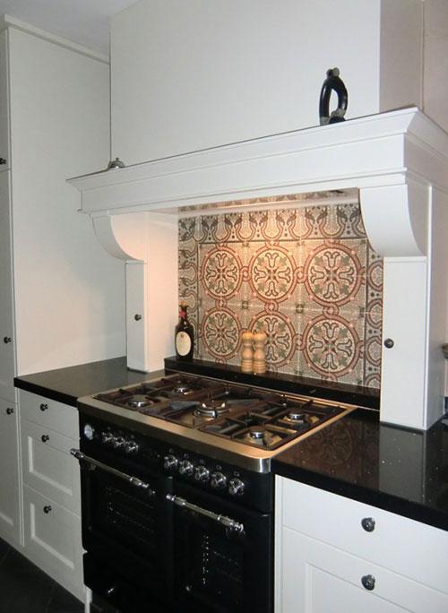 Fornuizen interieurs de meubelberg - Keuken uitgerust m ...