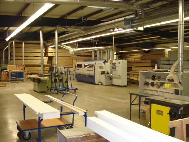 Interieurbouw interieurs de meubelberg for Interieur bouwer
